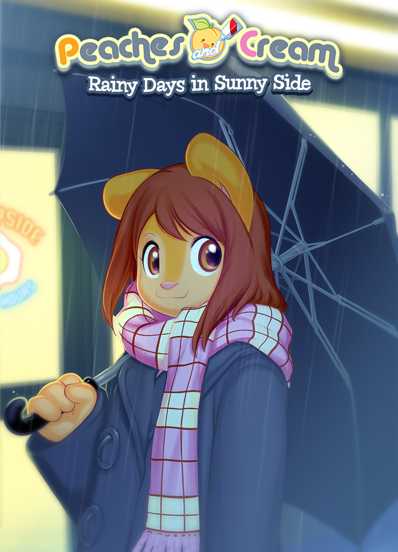Rainy Days in Sunny Side Cover