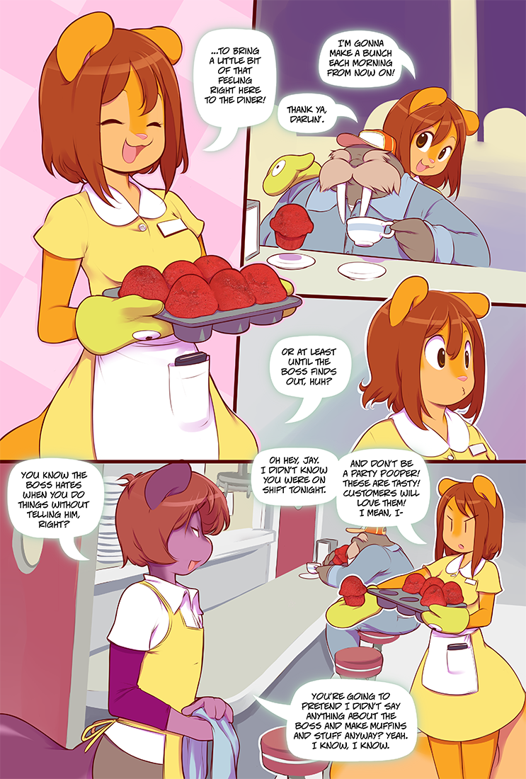 Rainy Days in Sunny Side Page 02